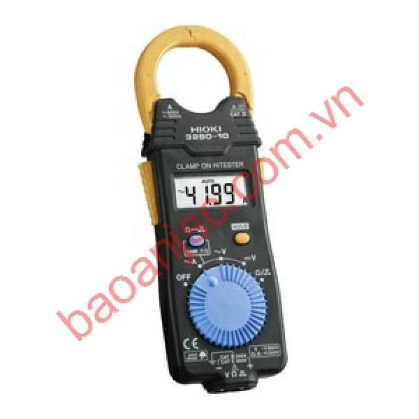 Bộ Đồng hồ ampe kìm Hioki 3280-10
