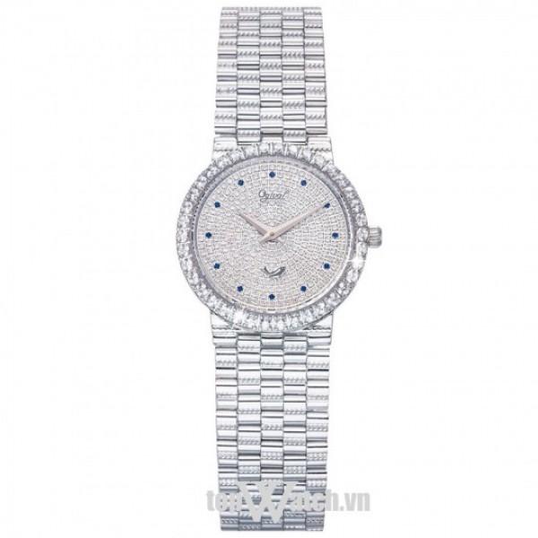 Bộ đồng hồ Ogival nữ đính đá lộng lẫy nhất