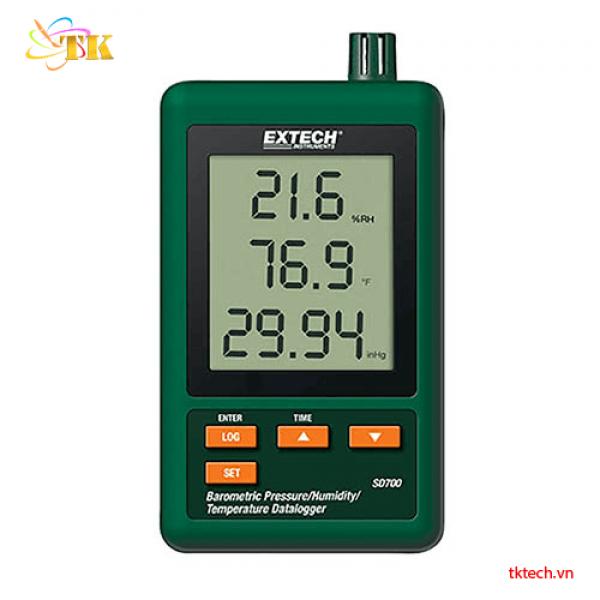 Bộ ghi dữ liệu Extech SD700