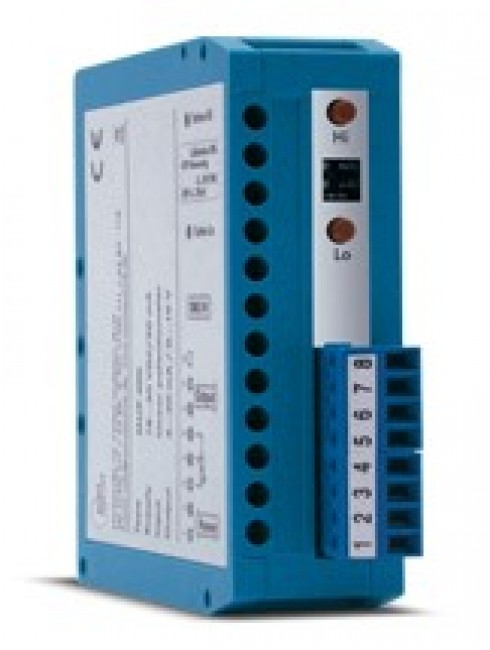 Bộ khuếch đại tín hiệu loadcell ra 4-20mA / 0-10V – Model OMX380T