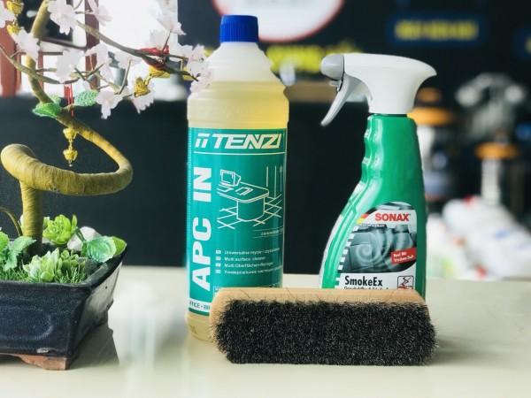 Bộ sản phẩm khử mùi vệ sinh nội thất ô tô