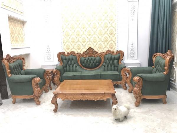 Bộ sofa Tân cổ điển số 01