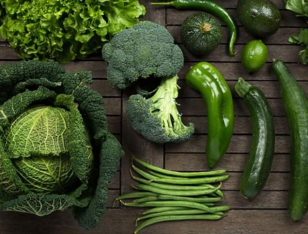 Bổ sung những dưỡng chất quý giá có trong rau xanh