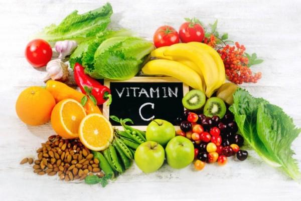 Bổ sung vitamin C bằng thực phẩm