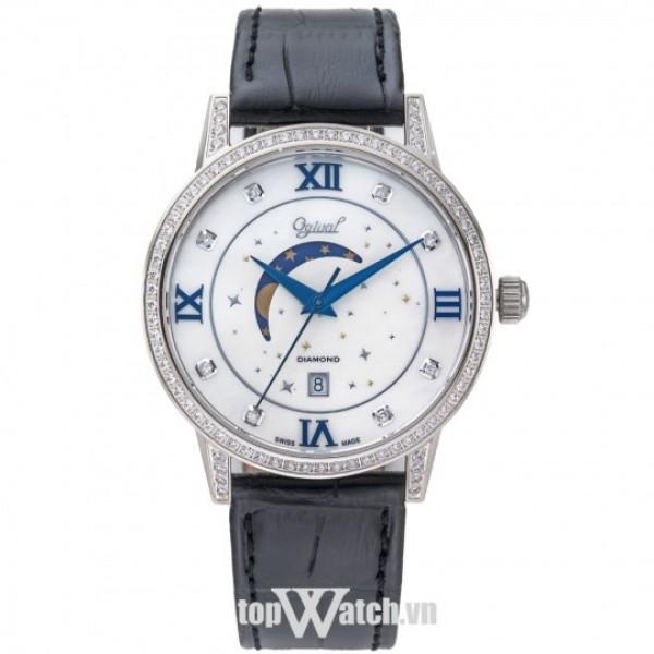 Bộ sưu tập đồng hồ Ogival Moonphase Diamond cực đáng giá
