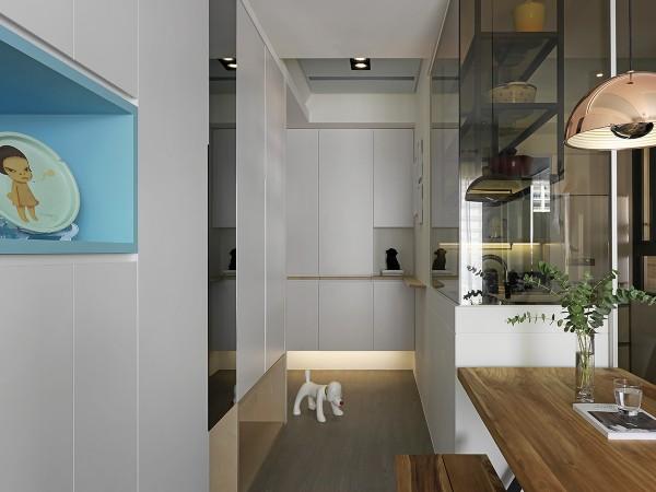 Bố trí chuẩn không cần chỉnh cho căn hộ có diện tích khiêm tốn