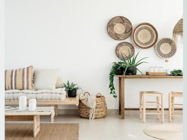 Bố trí nội thất phù hợp cho không gian tự do
