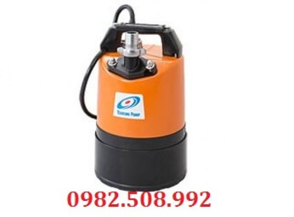 Bơm chìm nước thải Tsurumi LSP1.4S, LSC1.4S bơm kịch sàn