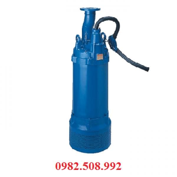 Bơm hố móng, bơm chìm hồ thủy điện LH422, KTZ 422-51