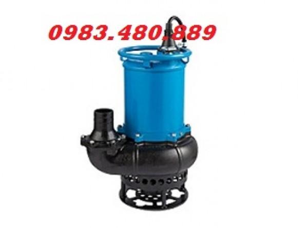 Bơm nước hố móng Tsurumi GPN3-100, công suất: 11kw/380v