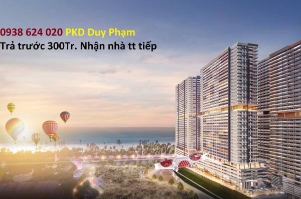 Booking Có Hoàn Tiền Căn Hộ Ven Biển Quy Nhơn – Sở Hữu Dài Lâu Với 300 Triệu