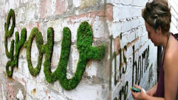 Bức tường rêu sẽ giúp bạn tiết kiệm điện