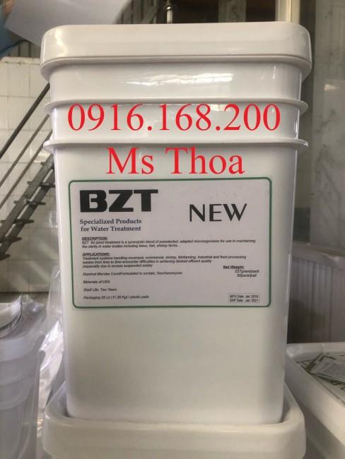 BZT NEW: Vi sinh dạng bột giúp xử lý đáy và nước ao nuôi tôm