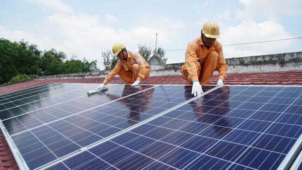 Cả nước đã quan tâm đến việc lắp đặt hệ thống điện mặt trời