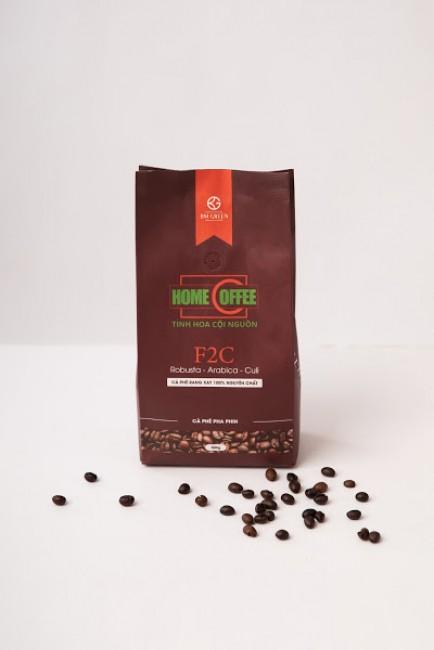 CÀ PHÊ NGUYÊN CHẤT BMT – HOME COFFEE 150 HOÀNG HOA THÁM