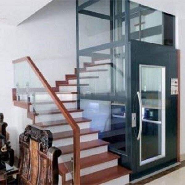 Các bộ phận cấu tạo của thang máy gia đình