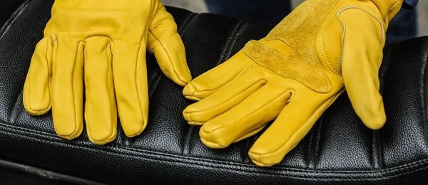 Các bước để vệ sinh, chăm sóc và bảo quản đôi găng tay da