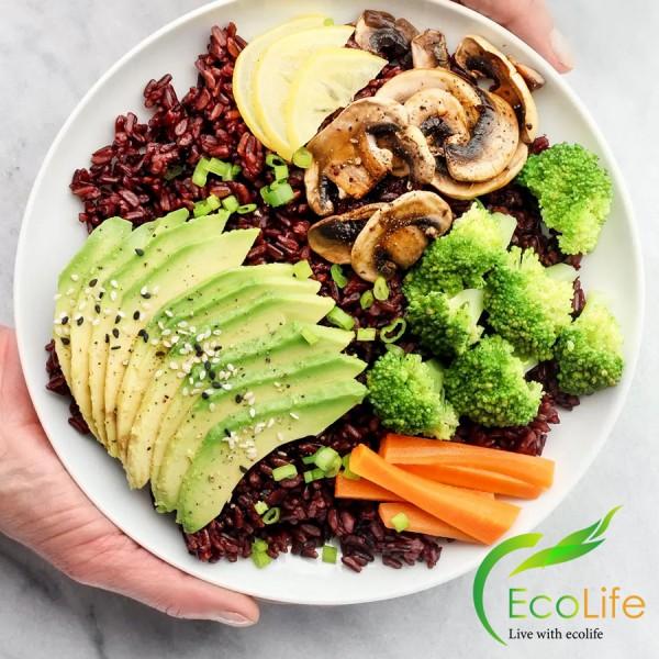 Các cách ăn gạo lứt giảm cân