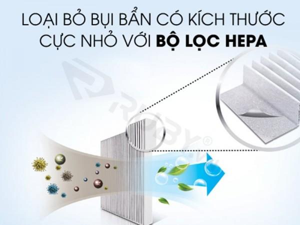 Các công dụng - Tác dụng của máy lọc không khí cho cả gia đình