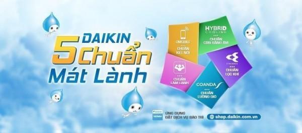 Các công nghệ nổi bật của điều hòa Daikin