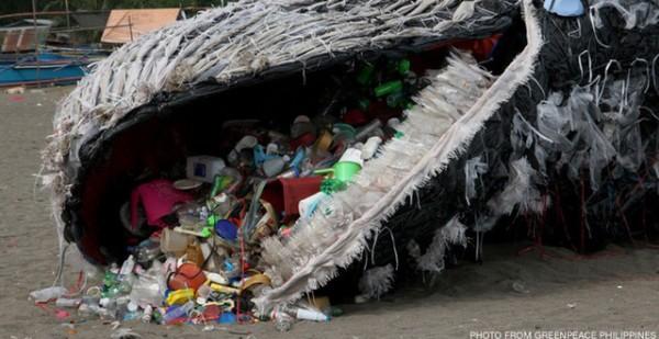 Các đại dương hiện đang có quá nhiều rác nhựa