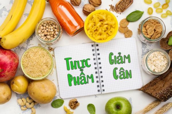 Các loại thực phẩm giảm cân an toàn, hiệu quả
