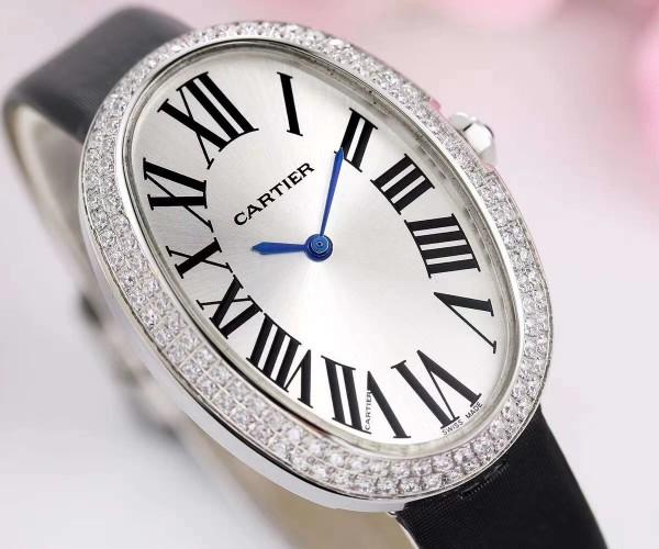Các phiên bản đồng hồ Cartier việt nam