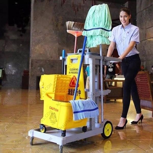 Các phương pháp chủ yếu dọn vệ sinh sinh khách sạn