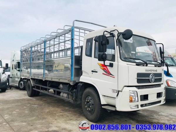 Các tiêu chí mua xe tải Dongfeng hoàng huy b180 thùng 7,5 mét tải 9 tấn