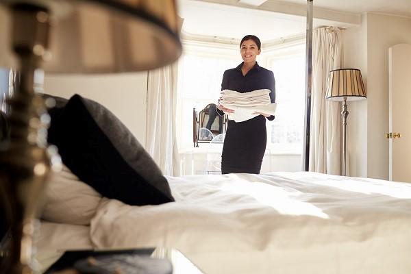 Các tiêu chuẩn dọn vệ sinh tại khách sạn
