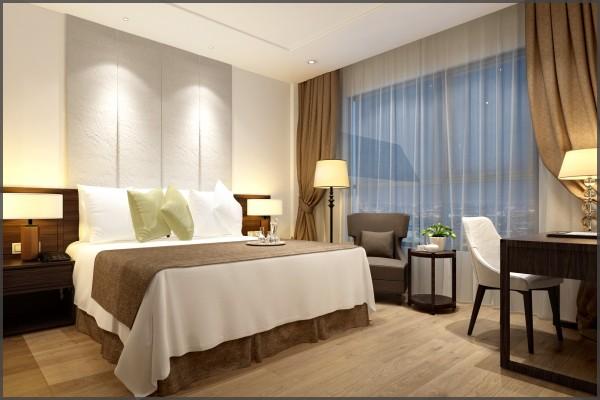 Cách cải thiện hình ảnh buồng phòng cho khách sạn thêm đẹp