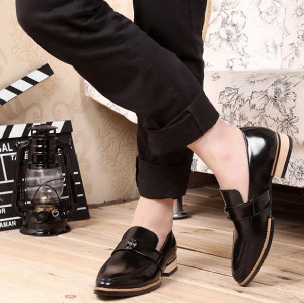 Cách chọn giày da nam tăng chiều cao phù hợp