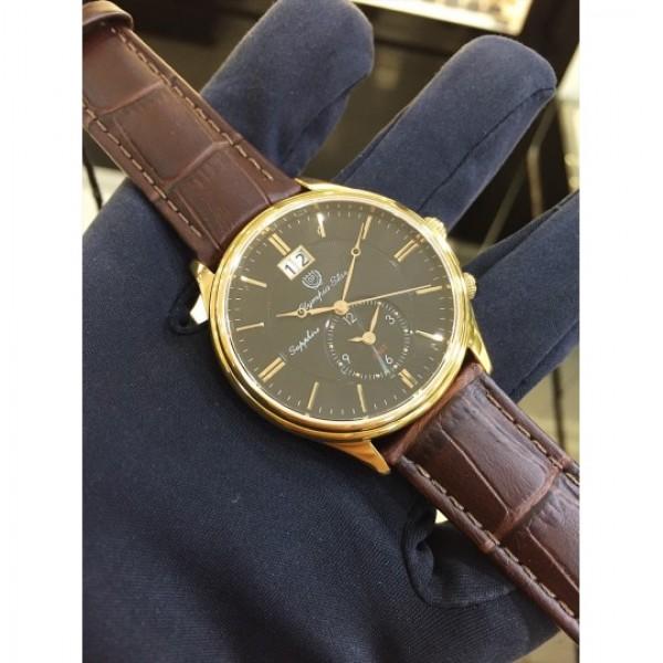 Cách đo size đồng hồ Olympia Star cho nam