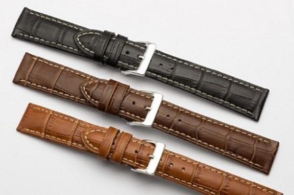 Cách khử mùi dây da đồng hồ đeo tay