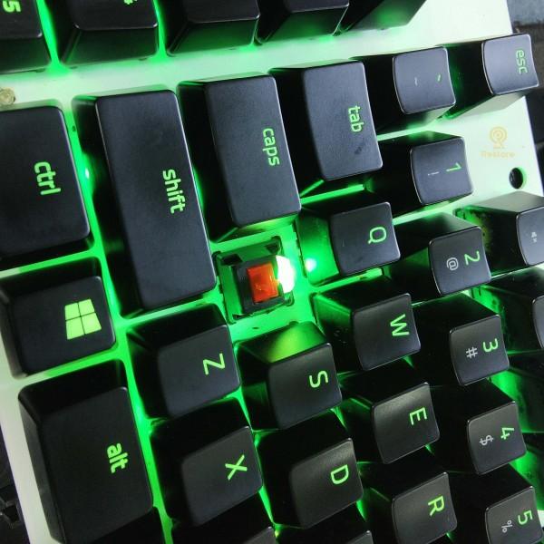 Cách mod led bàn phím cơ tại nhà đơn giản dễ thực hiện