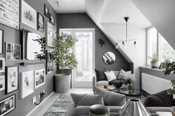 Cách phối màu nội thất thật hoàn hảo cho ngôi nhà của bạn