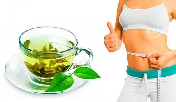 Cách uống trà xanh giảm cân đúng cách