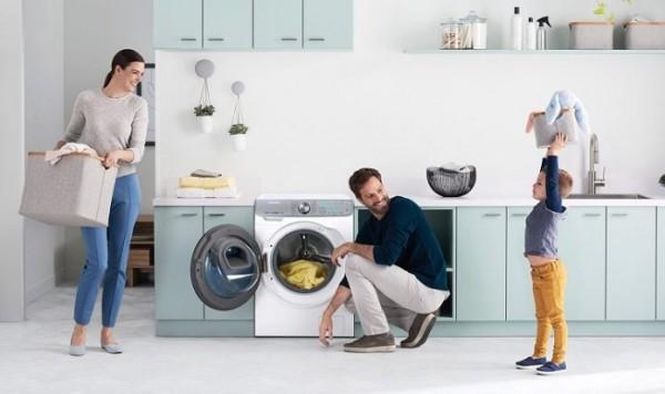 Cách vệ sinh máy giặt bằng dung dịch nước tẩy trắng javen
