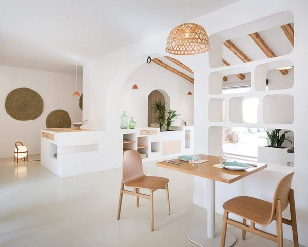 Cải tạo căn hộ phong cách Scandinavian tuyệt đẹp