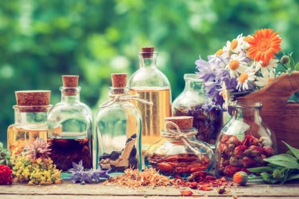 Cải thiện sức khỏe cùng tinh dầu thiên nhiên