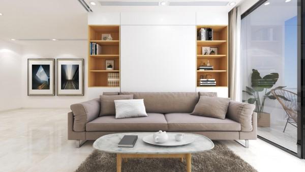 Cải thiện và biến tấu không gian phòng khách hiệu quả