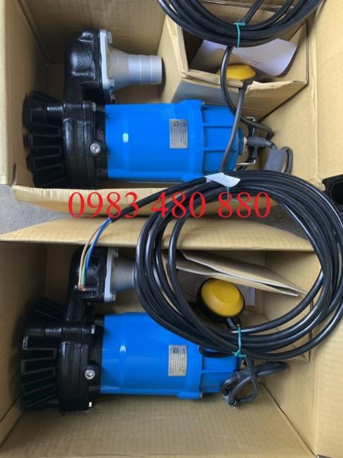 Call/Zalo: 0983.480.880 *Bán bơm nước hố móng Tsurumi - Đài Loan HSZ2.75S*