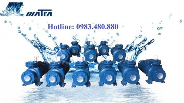 Call/Zalo: 0983.480.880 *Báo giá bơm nước sinh hoạt trục ngang Matra CM50-250A; CM65-250A*