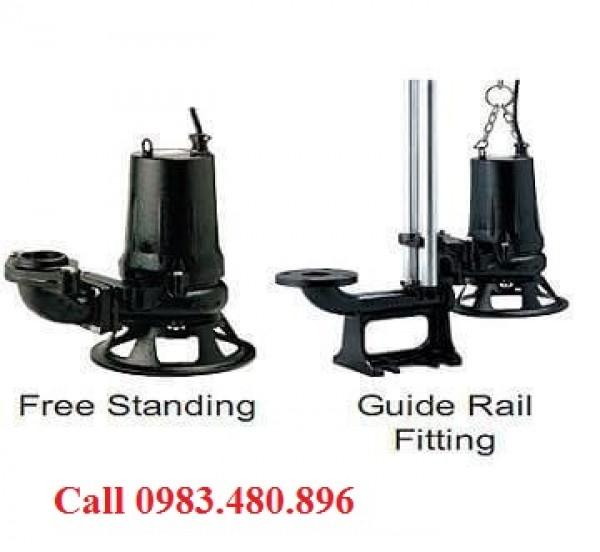 Call /Zalo 0983.480.896 Phân phối bơm nước thải 2,2KW điện 3pha giá tốt nhất