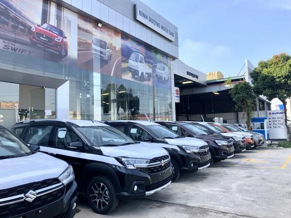 Cần bán các dòng xe Suzuki Nhập khẩu Đời 2021, Xe du lịch 5-7 chỗ, xe tải 500-900kg Giá ưu đãi