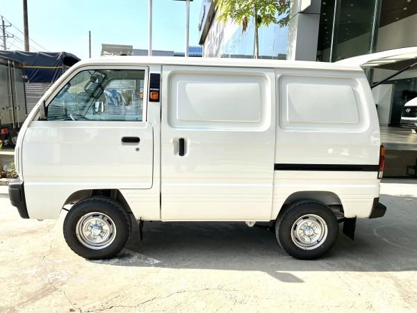 cần bán xe SUZUKI Blind Van tải trọng 580kg đời 2021 Xe sẵn giao ngay