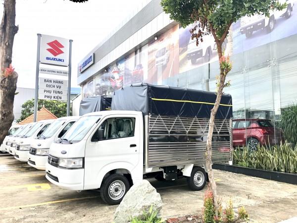 Cần bán xe Suzuki Carry Pro  Blind Van Carry Truck Giá ưu đãi tháng 8
