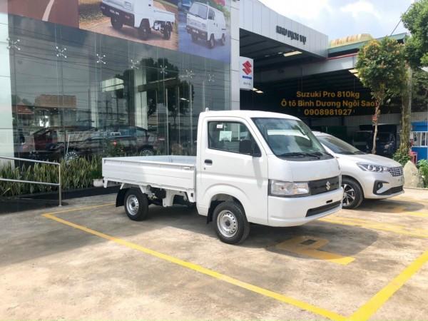 Càn bán xe Suzuki Carry Pro Nhập khẩu Đời 2021 Xe sẵn giao ngay Giá cạnh tranh