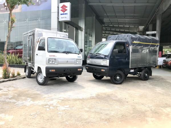 Cần bán xe Suzuki  Carry truck Đời 2021 Tải trọng 500kg Giá cạnh tranh