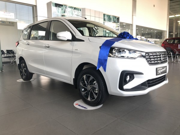 Cần bán xe Suzuki Ertiga Sport 7 chỗ Đời 2021 Nhập khẩu Xe sẵn giao ngay
